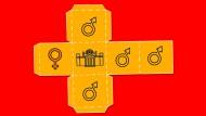 Begehrt bei Frauen und Männern: ein Mandat im Deutschen Bundestag