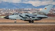 Bundeswehr-Tornados starten zu ersten Aufklärungsflügen