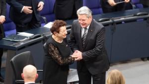 Lammert: Machtübernahme Hitlers kein Betriebsunfall
