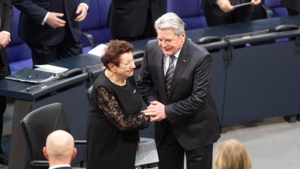Gedenkveranstaltung im Bundestag