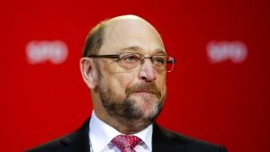 """Martin Schulz ärgert sich """"höllisch"""""""