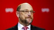 Schulz zeigte siech nach der Niederlage in Kiel kämpferisch
