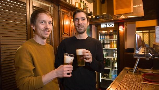 Zwischen Bachelor und Bierbrauerei