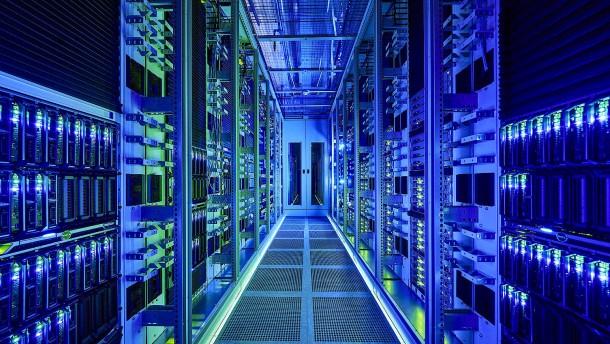 Stromfresser Digitalisierung