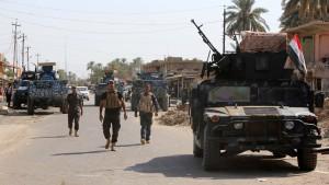 Irak plant mit Amerikanern Großoffensive