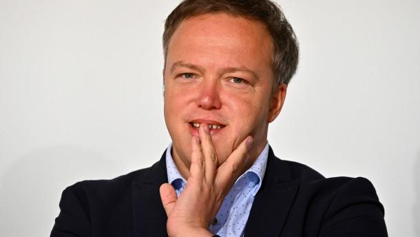Die Thüringer CDU will nicht auf Sieg spielen