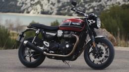 Pures Motorradfahren