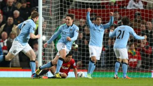 Manchester United ohne Puste