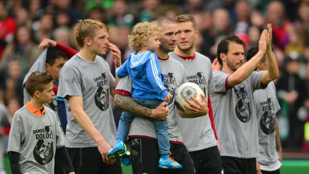 Versöhnliches Ende für Hannover 96