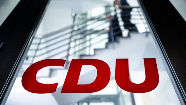 CDU-Parteitag findet im Januar online statt