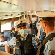 Bahnfahrer aus Risikogebieten sollen Online-Formular ausfüllen