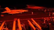 Syrische Regierung begrüßt amerikanische Luftangriffe