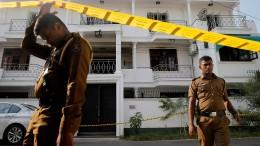 16 weitere Festnahmen in Sri Lanka
