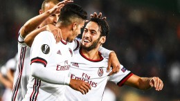 Calhanoglu führt Mailand zum Kantersieg