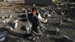 Widerstand gegen Amerikas Hilfe für Saudi-Arabien