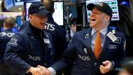 Dow Jones knackt 20.000 Punkte