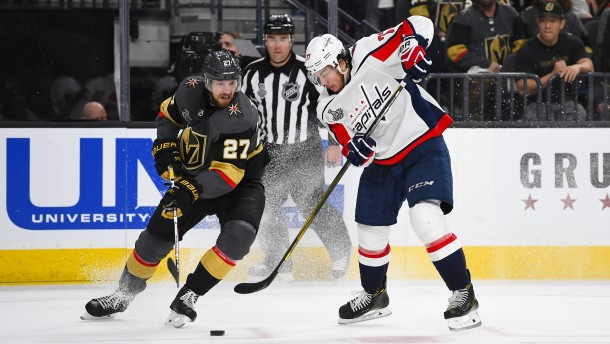 Las Vegas gewinnt erstes Stanley-Cup-Finale