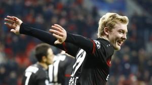 Leverkusener Gute-Laune-Fußball