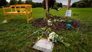 Weitere Gedenkstätte für NSU-Mordopfer beschädigt