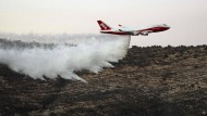 Israelische Feuerwehr bekommt internationale Hilfe