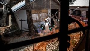 Ein Toter bei Angriff auf Ebola-Behandlungszentrum in Kongo