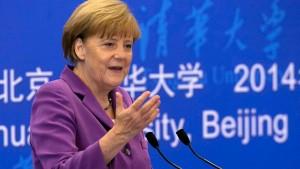 Deutsche Wirtschaft umgarnt Chinas Parteikader