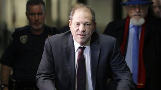 23 Jahre Haft für Weinstein