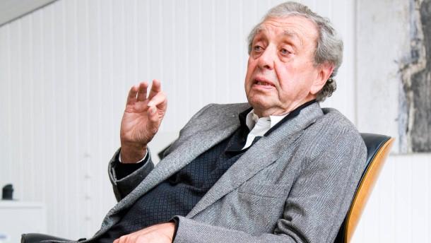 Ludwig Poullain - Der ehemalige Vorstandsvorsitzende der WestLB im Gespräch zur Finanzkrise mit der F.A.Z.