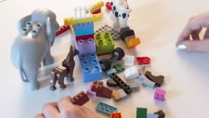 Geschäftsmodelle aus Legosteinen