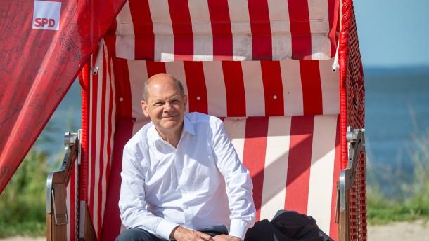 Scholz will Windenergie-Abläufe beschleunigen
