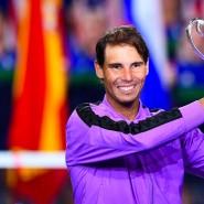 Der Spanier Rafael Nadal gewinnt das Finale der US Open in New York und somit seinen 19. Grand-Slam-Titel.