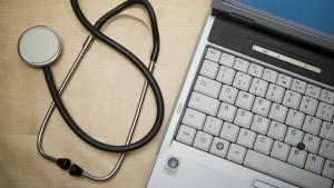 Zu wenige Ärzte wollen Internet