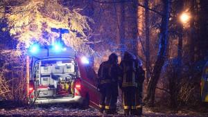 Drei Tote bei Flugzeugabsturz in Baden-Württemberg
