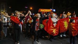 Nord-Mazedonien, nein danke