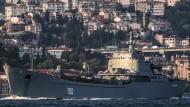 Putin erhält Erlaubnis für Militäreinsatz gegen IS