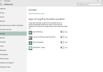 So Drehen Sie Microsoft Windows 10 Den Datenhahn Zu