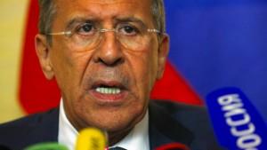 Lawrow: Westen will Regimewechsel in Russland