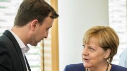 """Merkel will """"neue Köpfe""""  in der Partei berücksichtigen"""