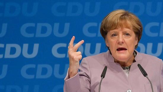 Merkel hält an Gesprächen mit Türkei fest