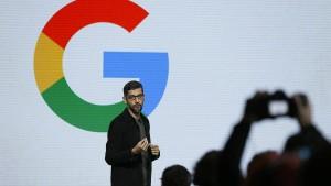 Google auf Rekordjagd