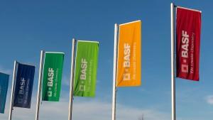 BASF streicht massiv Stellen in Deutschland