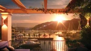Porto Montenegro statt Portofino
