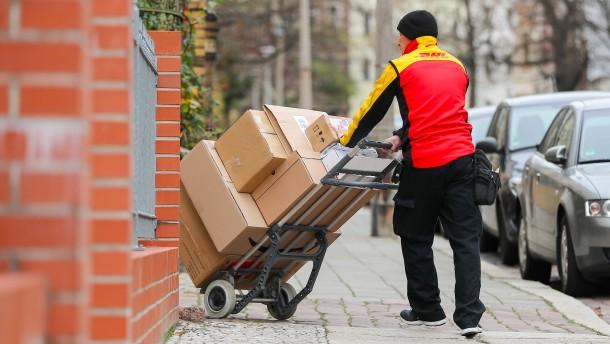 Deutsche Post erhöht die Paketpreise