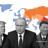 Das neue Wettrüsten: Stehen der Welt schwere Zeiten bevor?