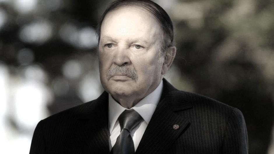 Algeriens Präsident Abdelaziz Bouteflika ist auf einer Aufnahme von 2011 zu sehen.