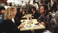 """Ein Sandwich als Metapher: """"Harry und Sally"""", ein Film von Nora Ephron"""