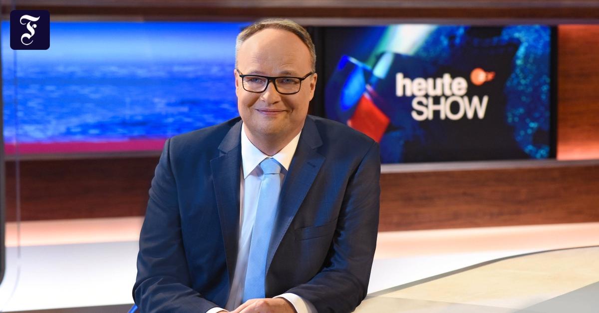 """Kritik an """"heute-show"""": Gulaschkanone"""