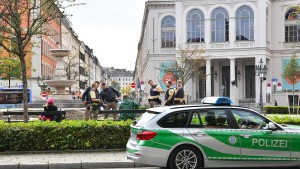 Münchner Messerstecher muss in die Psychiatrie