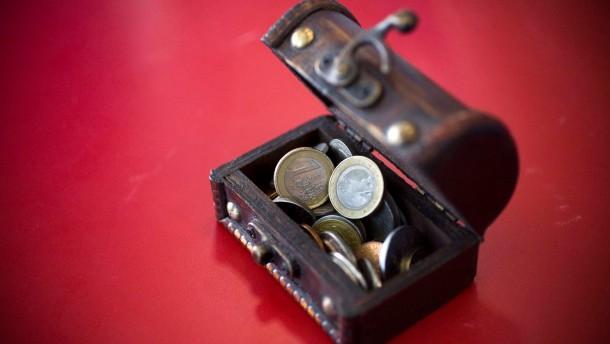Deutschlands Haushaltsüberschuss ist höher als gedacht