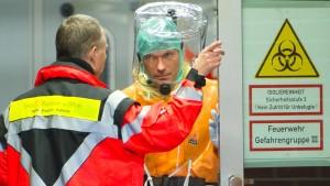 Warum sich Berlin auf den Ausbruch einer Seuche vorbereitet